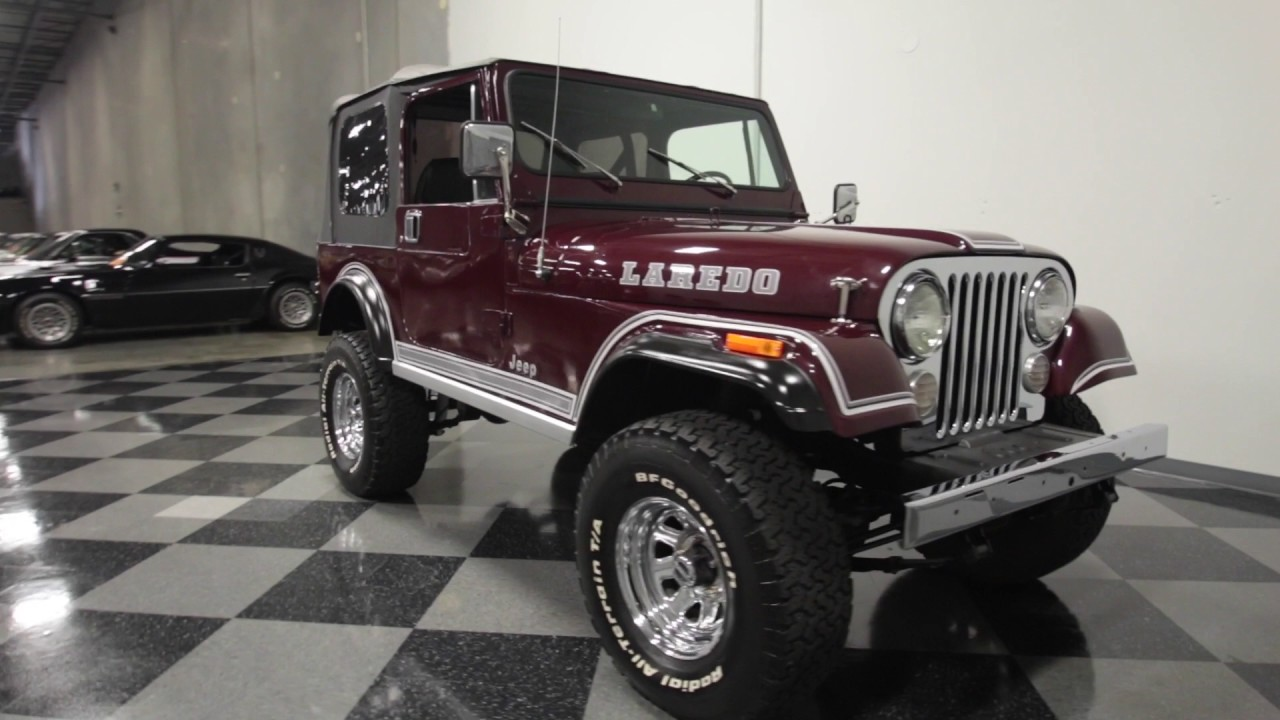 Realtourcast V Jeep Shop Cj Amc Of X furthermore F besides Maxresdefault in addition Jeep Dj Base Sport Utility Door L Rh Drive Mail Jeep No Reserve as well . on 1982 jeep cj7