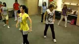"""Automatic"" (Utada Hikaru) EDC Dance Class"