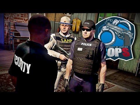 DOJ #45 [CIV] | SECURITY ASSISTANCE | GTA 5 Roleplay
