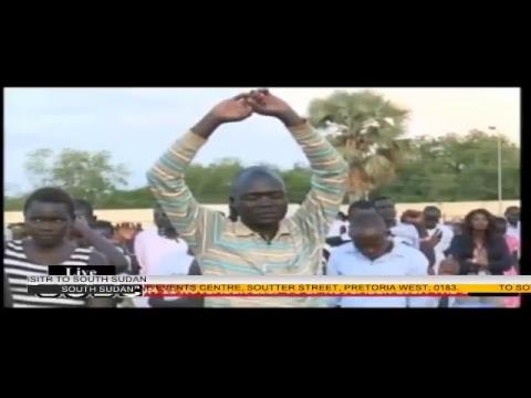 PROPHET SHEPHERD BUSHIRI'S SPECIAL VISIT TO SOUTH SUDAN