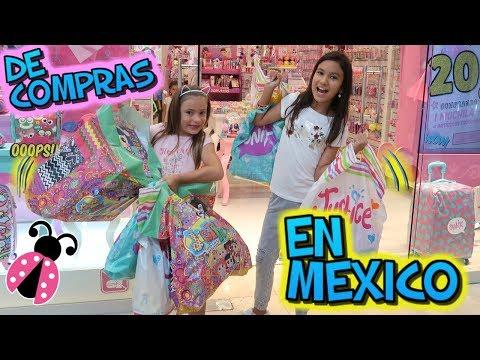De compras en México con TV Ana Emilia y encuentro la tienda de los ksi meritos