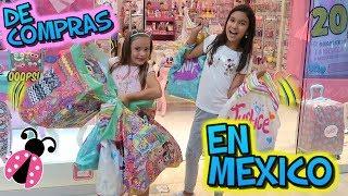 De compras en México con TV Ana Emilia y encuentro la tienda de los ksi meritos thumbnail
