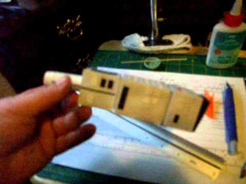 Paper Modeling basics