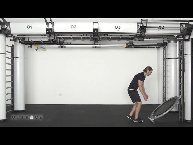 Ball Trampoline Installation