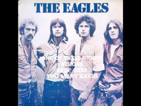 The Eagles Lyin' eyes