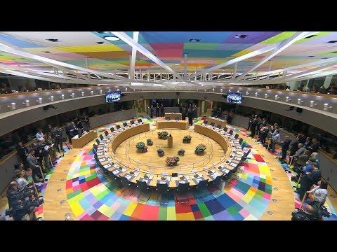 La UE aprueba por unanimidad las 'líneas rojas' para el 'Brexit'