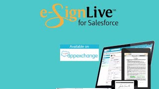 e-SignLive™ for Salesforce