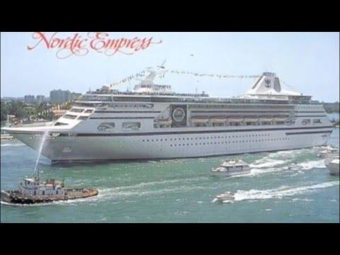 The 1st ships of Royal Caribbean!!!
