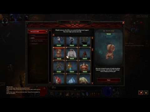 Diablo 3 - How to farm ALL pets quickly
