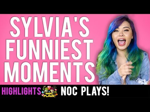 NOC Plays: Sylvia's Funniest Moments!