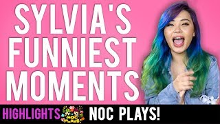 NOC Plays Sylvia S Funniest Moments