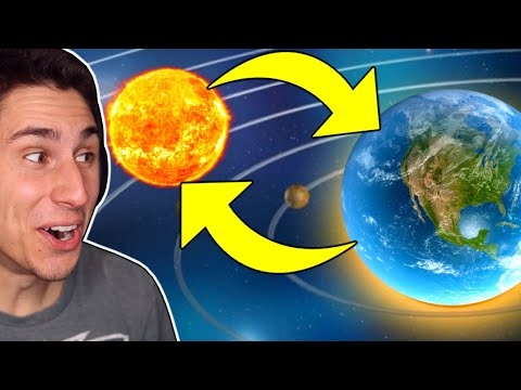 I SWITCHED Planet Earth And The Sun!
