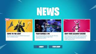 Fortnite Item Shop | *NEW* MOTH & SHADE SKIN | BUSY EMOTE | [November 29th, 2018]
