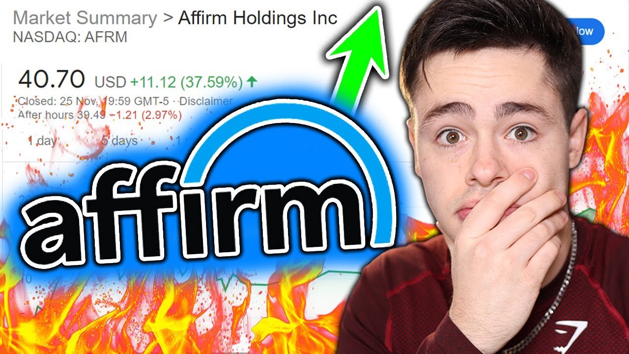 Why I M Buying Affirm Stock To 2x My Money Buy Afrm Stock Analysis Price Prediction Youtube