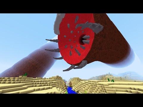 САМЫЙ БОЛЬШОЙ МОНСТР В ИСТОРИИ МАЙНКРАФТА! - Видео из Майнкрафт (Minecraft)
