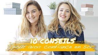 AVOIR CONFIANCE EN SOI : NOS 10 MEILLEURS CONSEILS avec Jenesuispasjolie