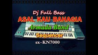 Download Dj Asal Kau Bahagia -Armada (karaoke) /sx-KN7000