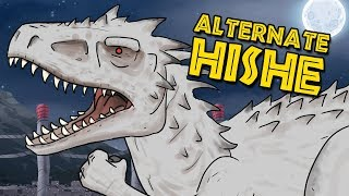 Jurassic World Alternate HISHE