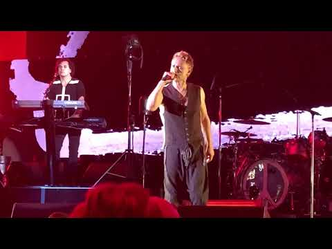 Depeche Mode - Shake The Disease (live) - Hollywood Bowl - October 16, 2017 HD