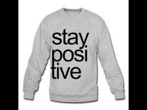Why We Should Stay Positive! -Law of Attraction
