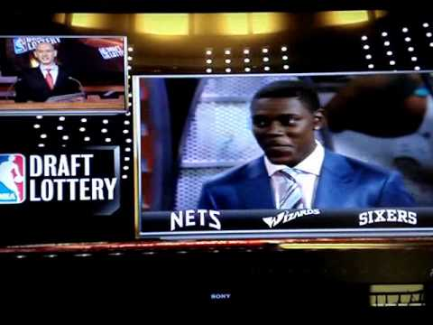 Washington Wizards Receive 1st Overall Pick in 2010 NBA Draft