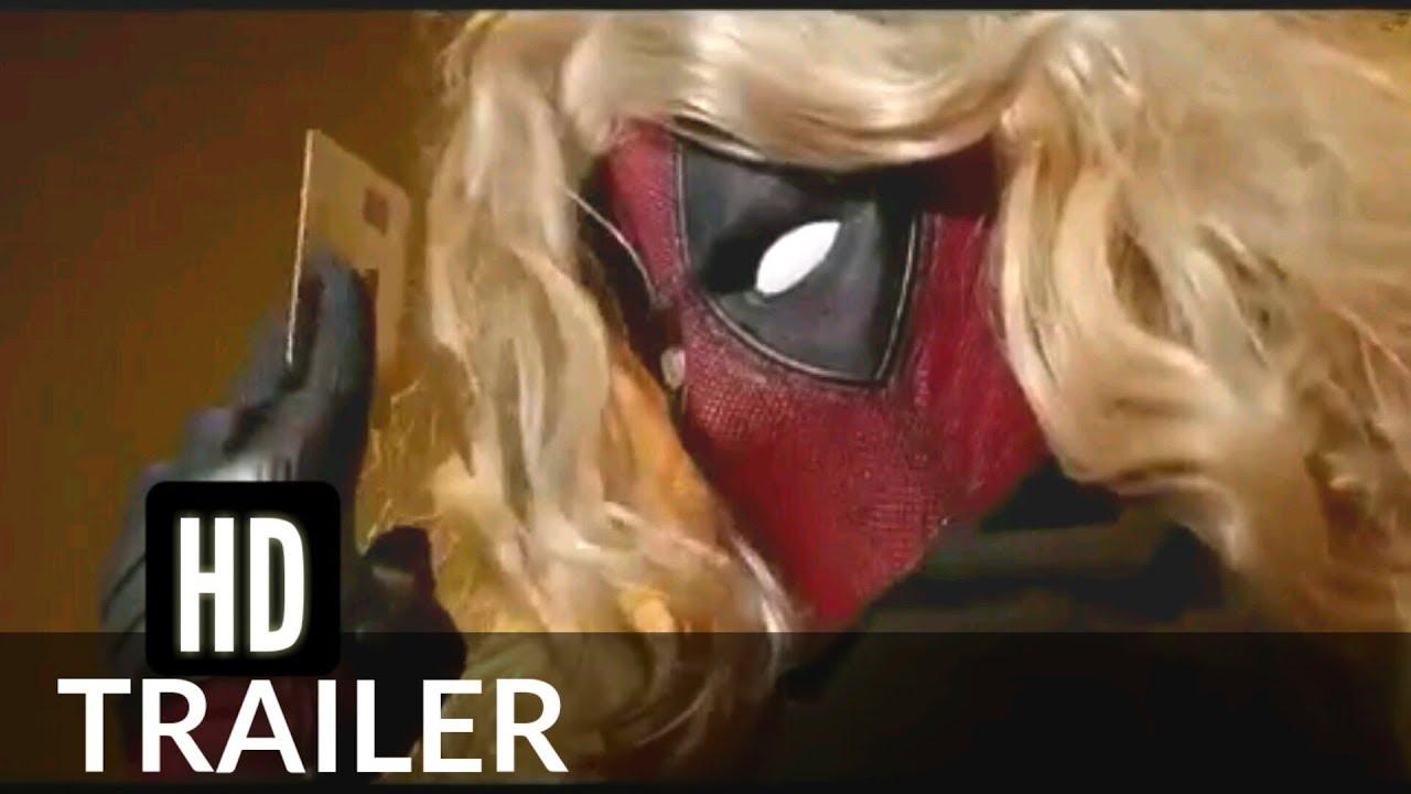 """Download DEADPOOL 2 """"Stripper Deadpool"""" TV Spot TRAILER (2018) : Movie HD"""