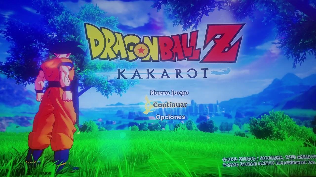 Sorteo Dragon ball kakarot *SOLO XBOX ONE*