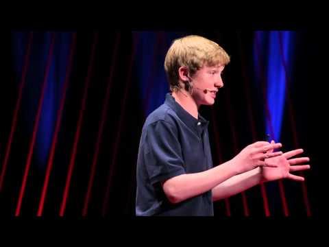 Vortex Generators for Next-Generation Spaceflight: Johann Kailey-Steiner at TEDxYouth@MileHigh