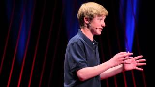 Vortex Generators for Next-Generation Spaceflight: Johann Kailey-Steiner at TEDxYouth@MileHigh