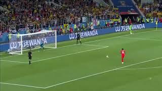 ENGLAND VS COLOMBIA 4-3  PENALTY SHOOTOUT 2018 HD