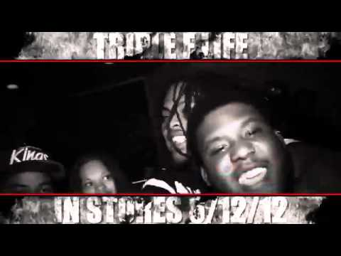 Waka Flocka -Lurkin FEAT PLIES (IN STUDIO) 1017 brick squad records