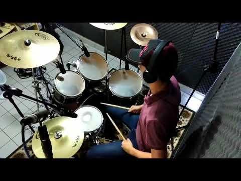 Drum cover - Nilkson Drummer 🎶 Romance com Safadeza- Wesley Safadão e Anitta🎶