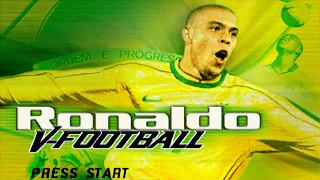 Ronaldo V-Football (Playstation 1) Narração Osmar De Oliveira