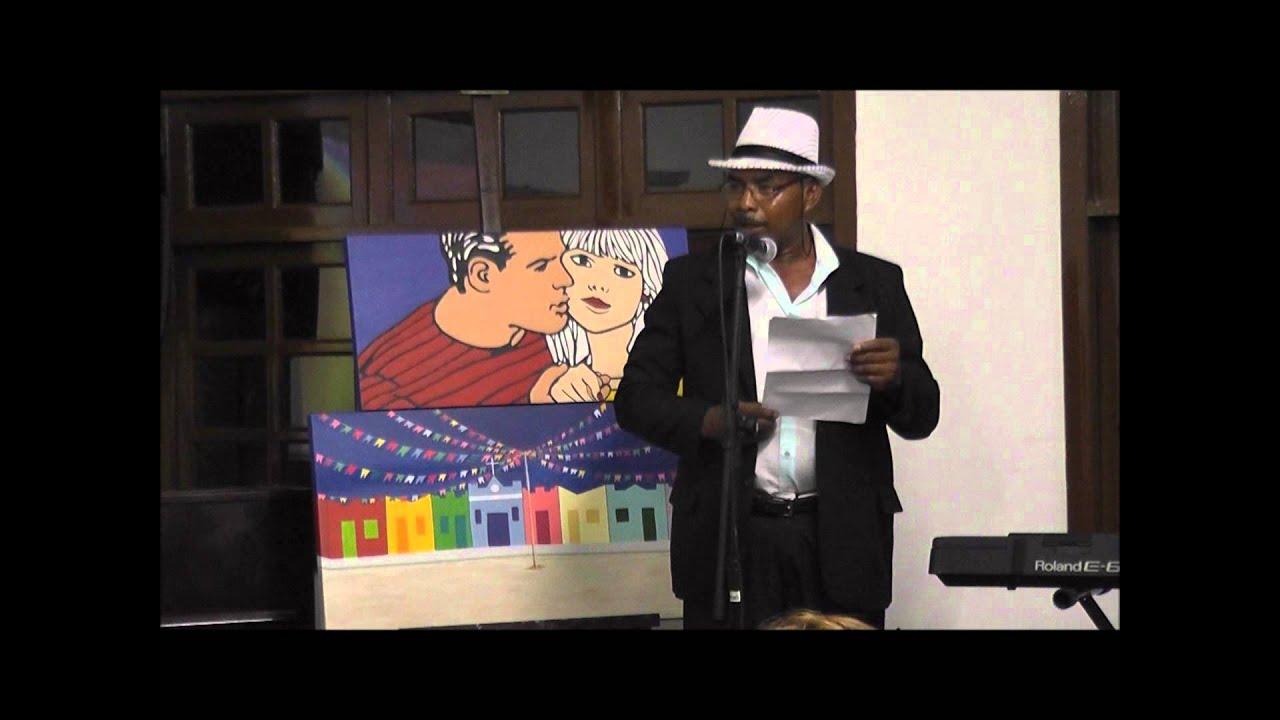 Poeta Lima - As 12 Brasileirinhas (XIII Sarau Arte Buriki)