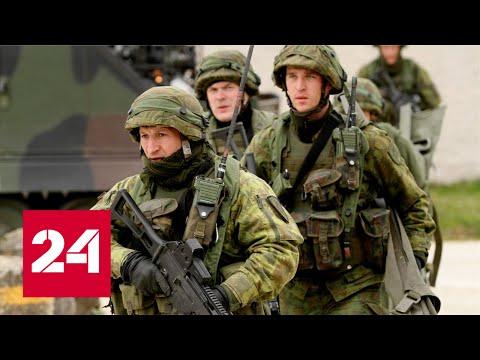 Российские солдаты взяли