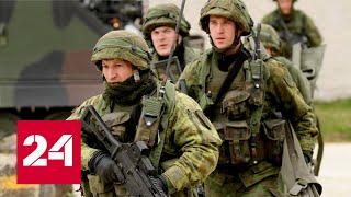 Российские солдаты взяли под контроль американскую базу. 60 минут от 16.10.19