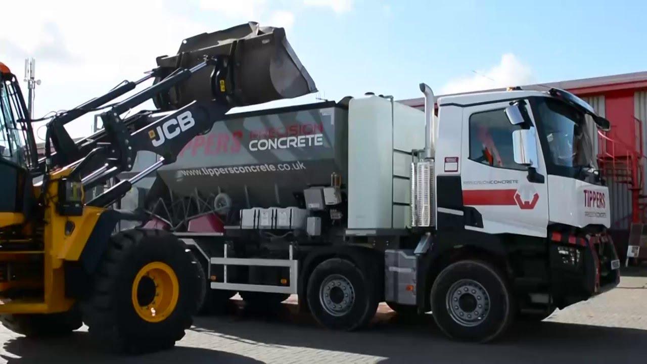 Tippers Precision Concrete