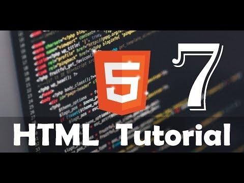 HTML Tutorial 7 - Line Break Tag thumbnail