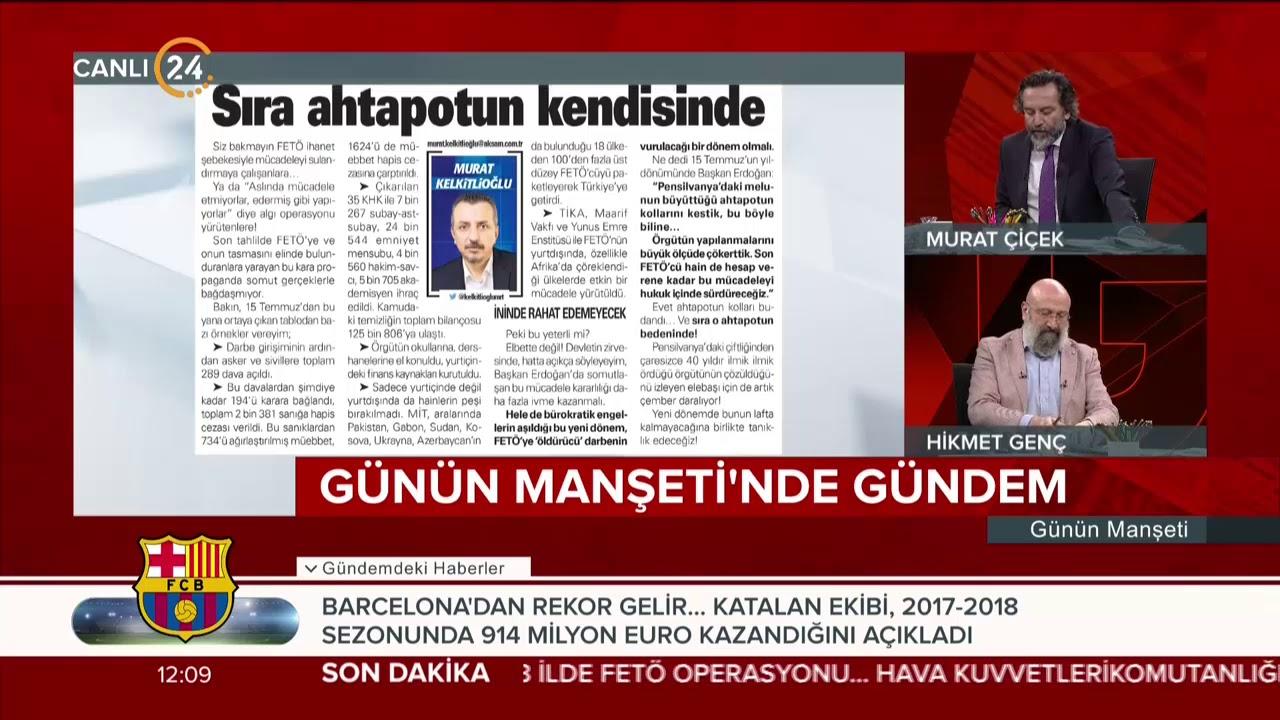Murat Kelkitlioğlu'nun yazısı konuşuluyor