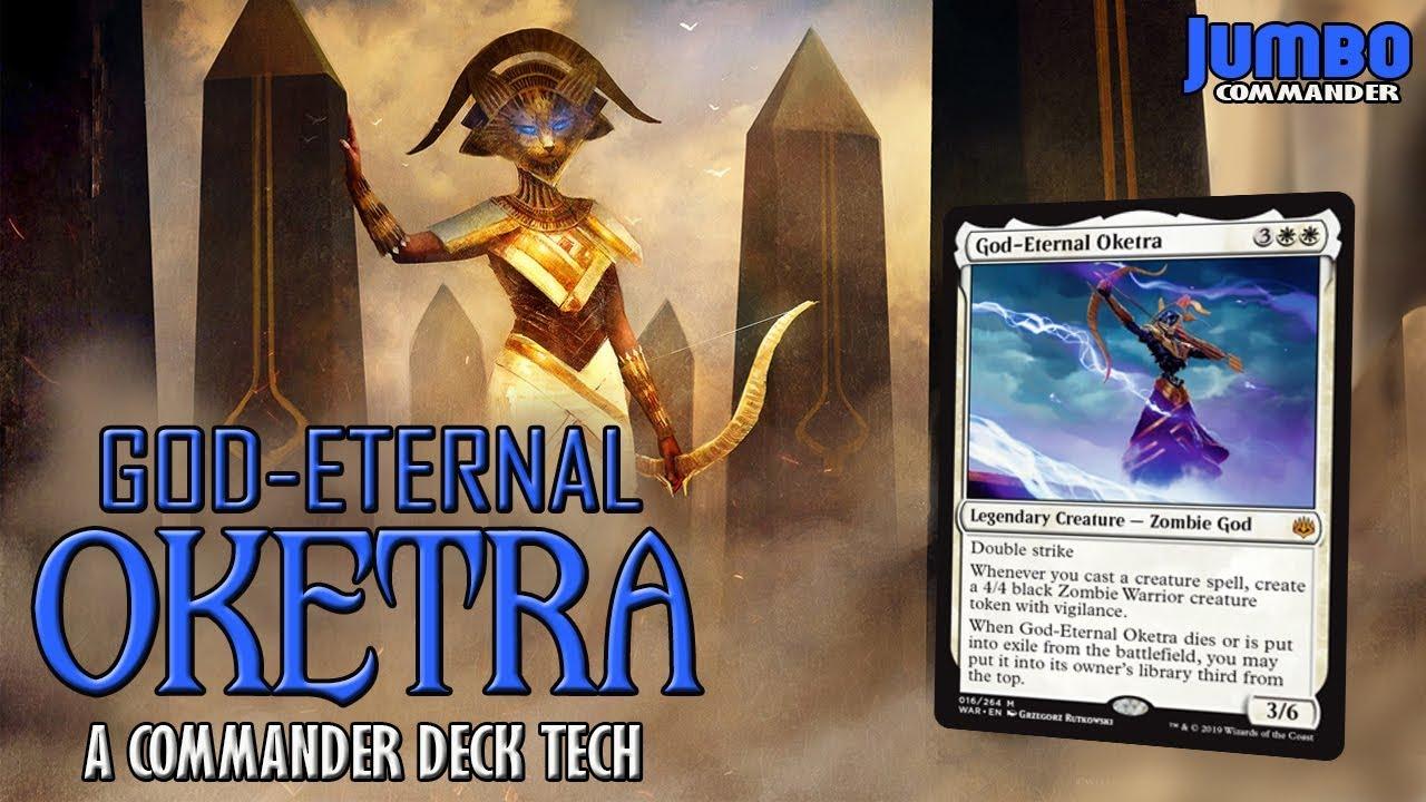 God-Eternal Oketra Commander Deck Tech