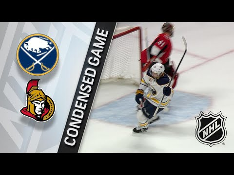 03/08/18 Condensed Game: Sabres @ Senators