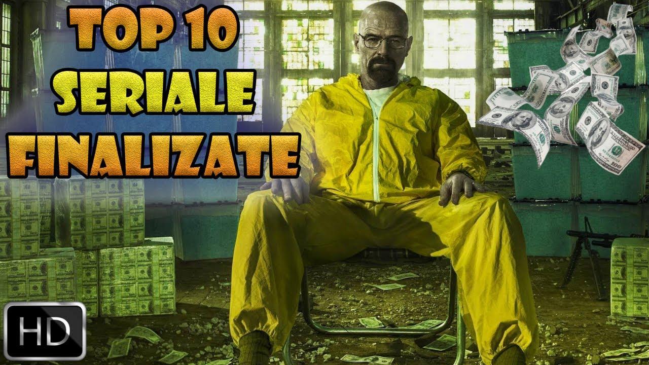 TOP 10 SERIALE FINALIZATE 2021 / Cele Mai Bune Seriale