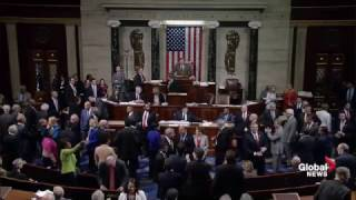 Vote to repeal Obamacare passes in the House of Representatives