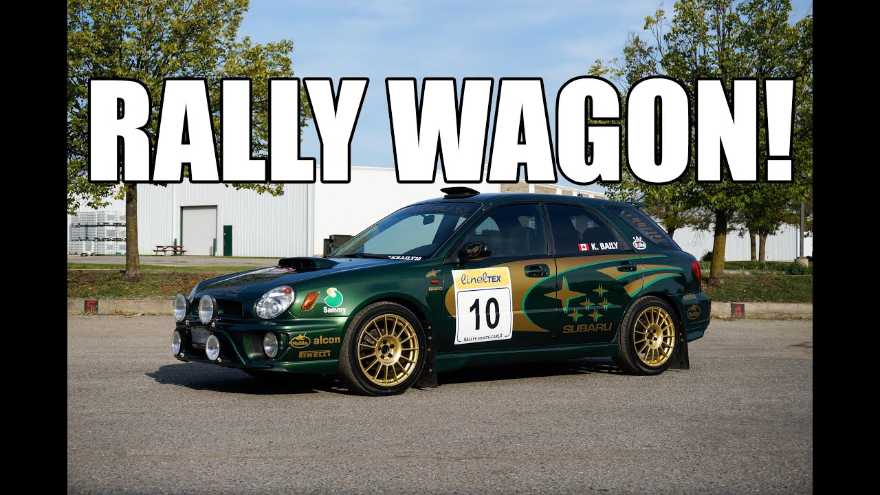 Rally inspired subaru wagon gorilla offroad intake hayward rally inspired subaru wagon gorilla offroad intake hayward scott exhaust youtube vanachro Images