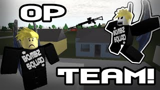 OP TEAM - France APOCALYPSE RISING ( Roblox
