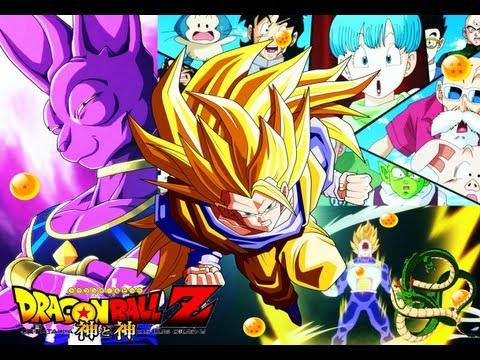 Dross hace una review: Dragon Ball Z La Batalla de los Dioses