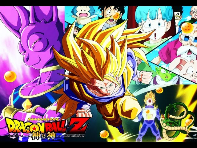 Dross hace una review: Dragon Ball Z La Batalla de los Dioses Videos De Viajes