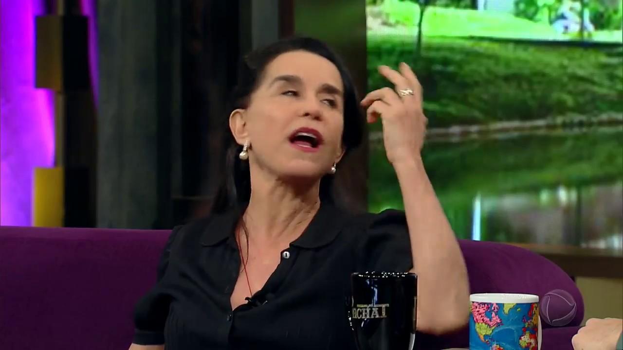 Lucélia Santos Revela O Que Mais Gosta De Fazer Quando