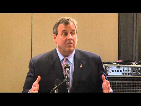 Governor Christie Keynote Address 2014 New Jersey NAACP ...