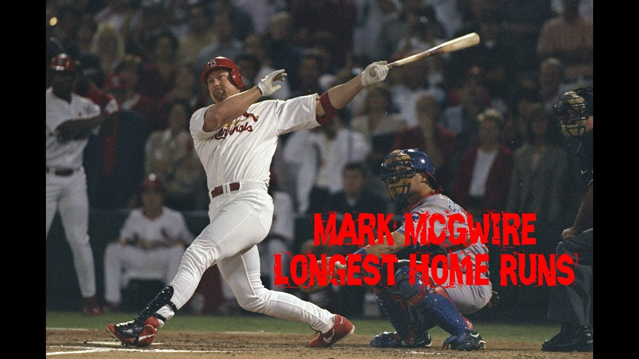 Mark Mcgwire Baseball Cards Value